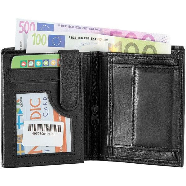 Monopol Férfi valódi bőr pénztárca