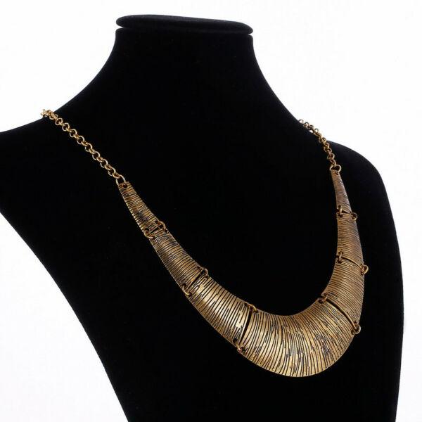 Vintage arany színű nyaklánc