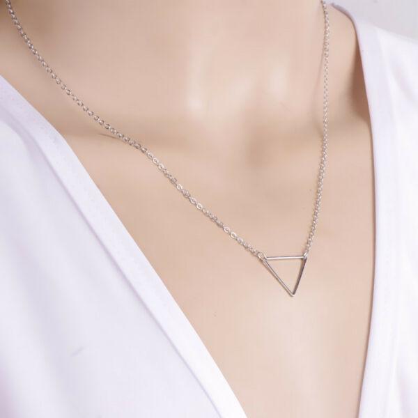 Háromszöges nyaklánc